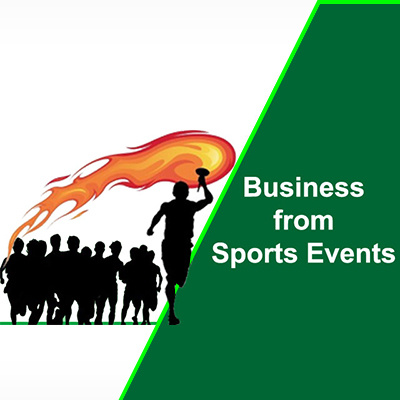 Business From Sports Events