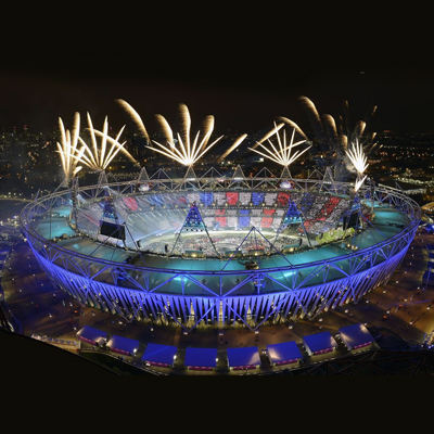 The Technology behind the London Olympics Opening Ceremonies