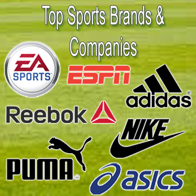 Top 10 Sports Brands & Companies across the World