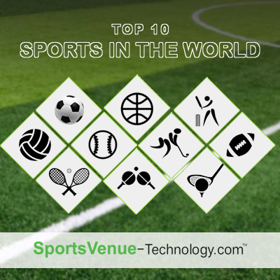 Top 10 Sports in the World