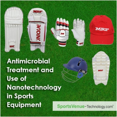 Antimicrobial Treatment and Use of Nanotechnology in Sports Equipment