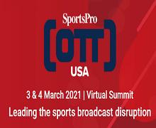 SportsPro OTT Summit USA 2021