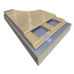 Action Aero NR Flooring System
