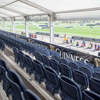 Arena Group Expands Infrastructure at Cheltenham Festival 2016