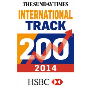 ARENA GROUP MAKES SUNDAY TIMES HSBC INTERNATIONAL TRACK 200