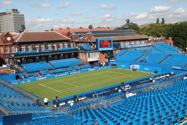 Arena Seating at AEGON