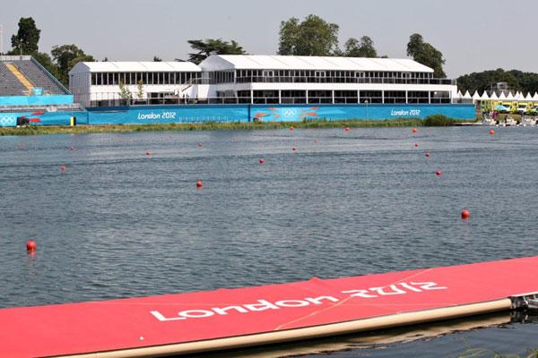 Arena Group Eton Dorney Olympics
