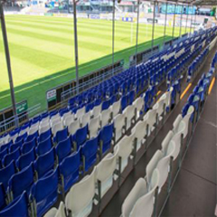Bristol Rovers stadium seating