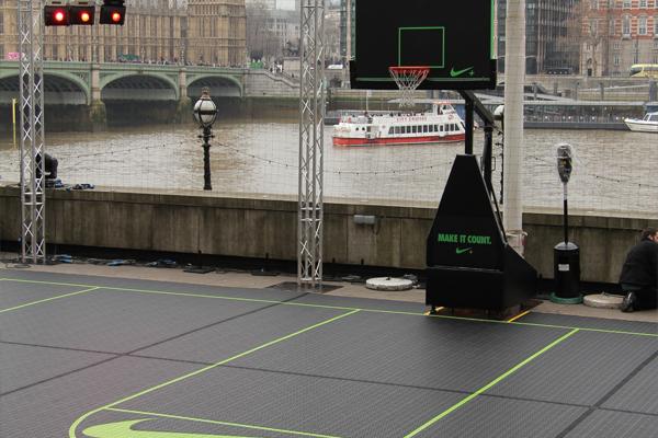Multisport Nike Basket in UK London