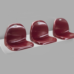 Omega - Polypropylene Seating