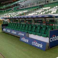 COBRA Le Mans Stadium Seats