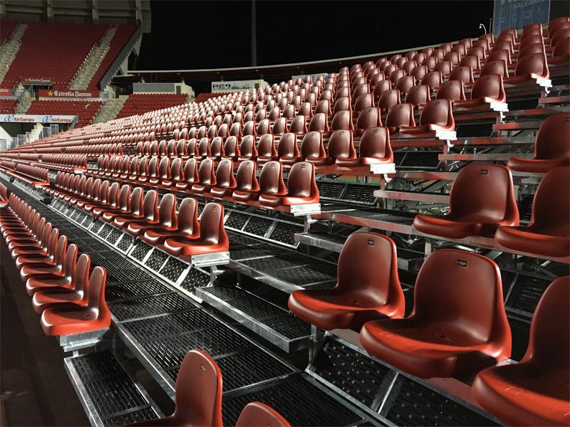 CR6 – New Stadium Seat