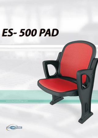ES 500 PAD EURO SEATING