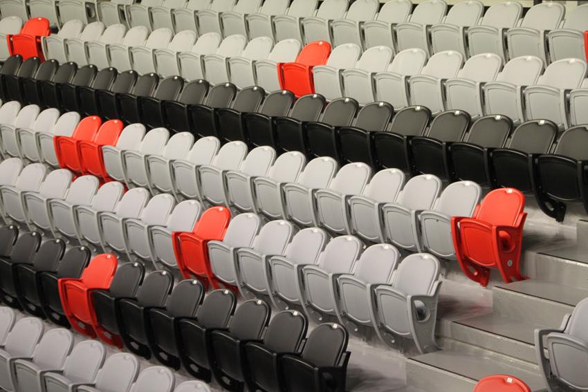 ES 500 PAD Sports Seat