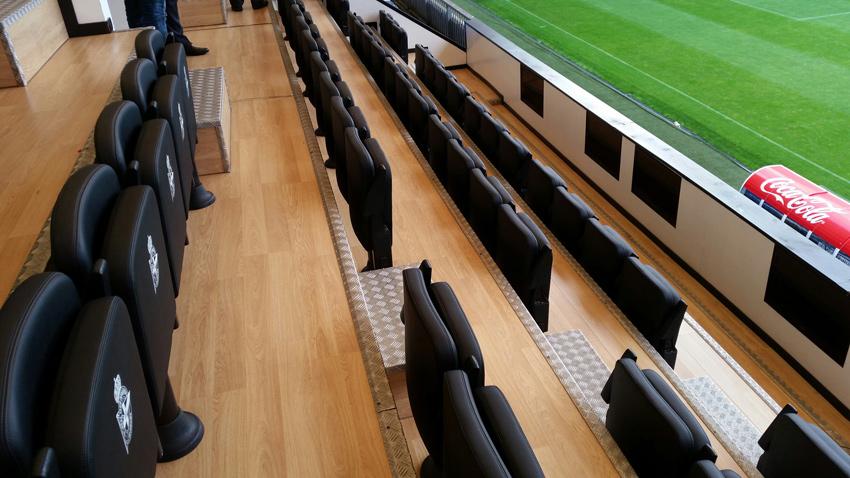 MICRA Auditorium Seats