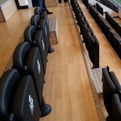 MICRA Auditorium Seats
