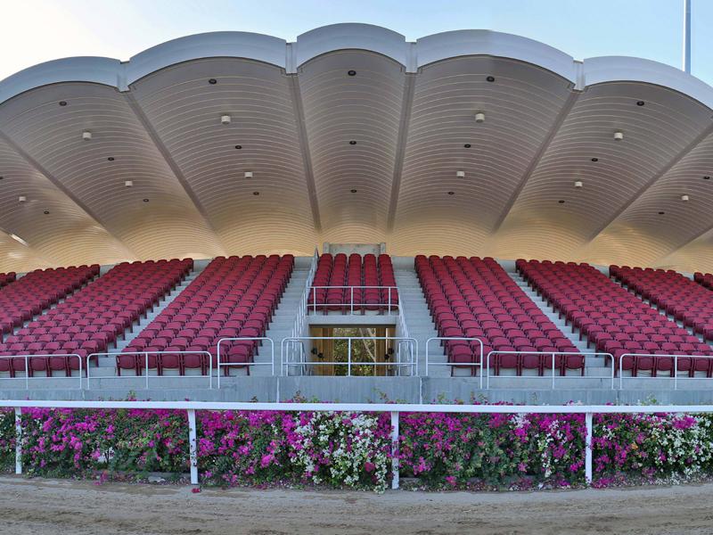 Al Adiyat Stadium. Muscat. OMAN