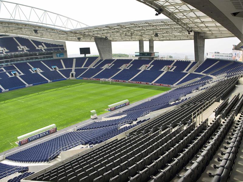 Estadio do Dragao. Porto. PORTUGAL