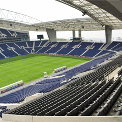 Estadio do Dragao. Porto. PORTUGAL
