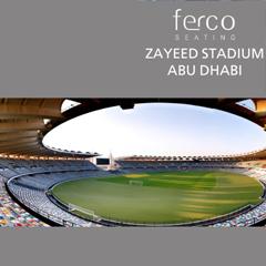 Zayed Stadium, Abu Dubai