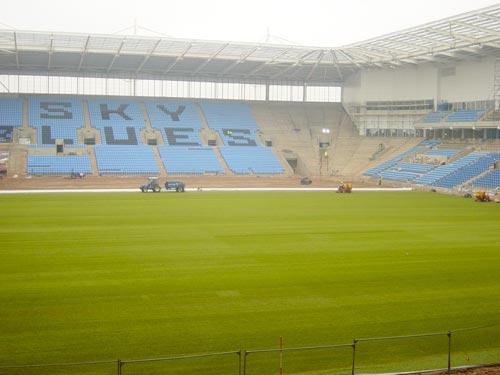 Coventry Stadium