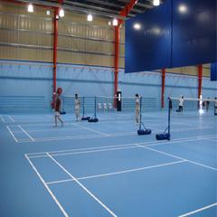 Badminton Malaysia Kuching Arena Sukan MF 7+2