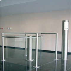 Sensor barriers & Half-height turnstiles