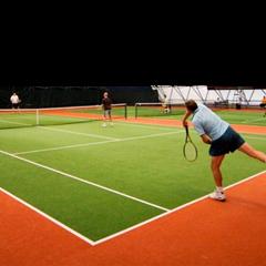 Maverick Turf Tennis Court