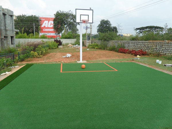Mini Basket Ball Court