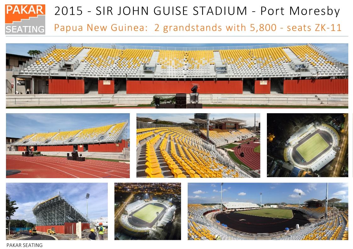 Sir John Guise Stadium - Port Moresby