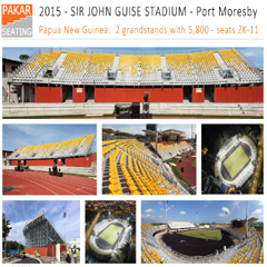 Sir John Guise Stadium - Port Moresby