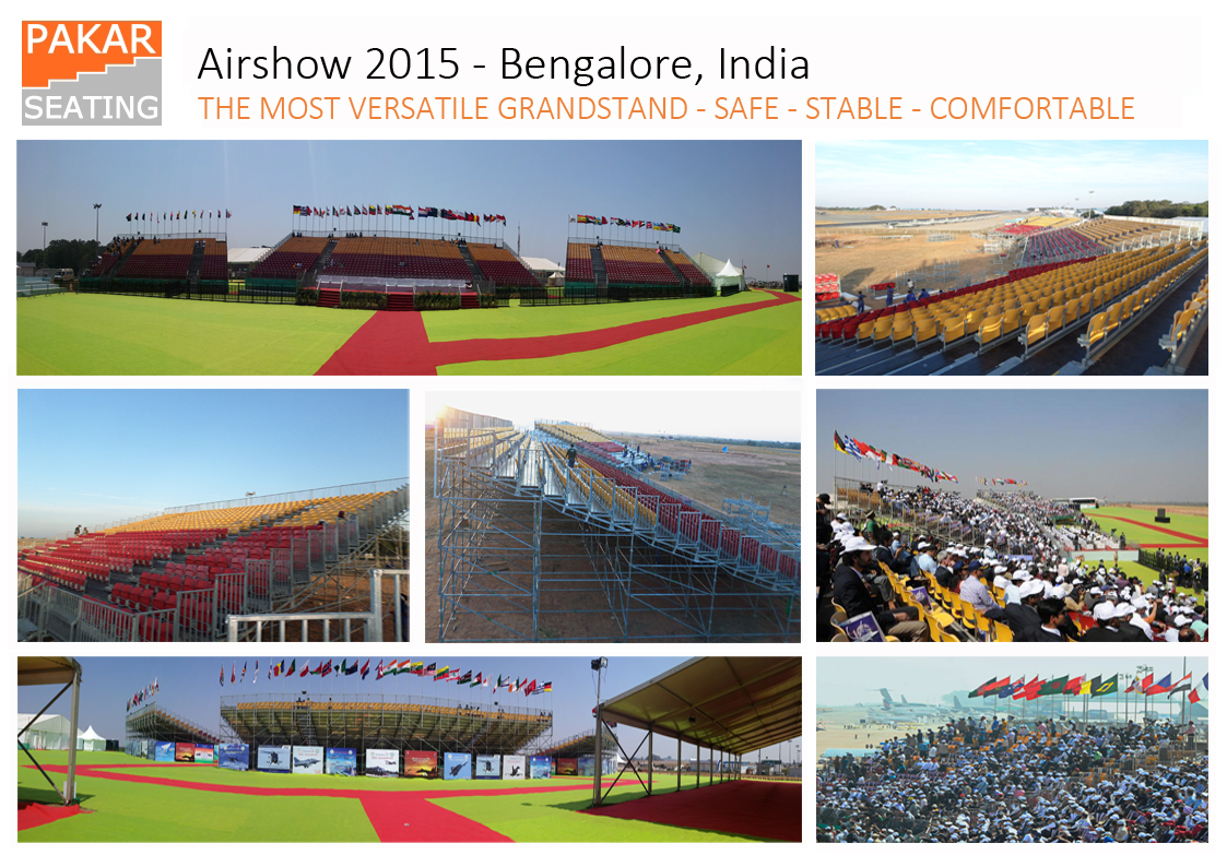 Airshow 2015 - Bengalore, India