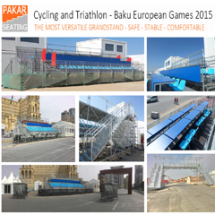 Cycling and Triathlon - Baku European Games 2015