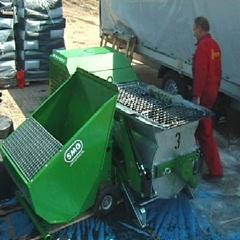 Compulsory Batch Mixers