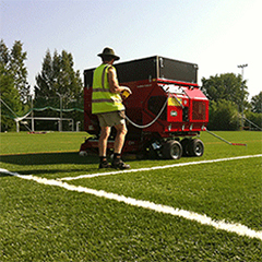 Artificial Turf Filling Machines
