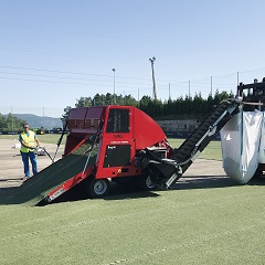 Artificial Turf Removal Machines