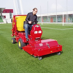 Artificial Turf Maintenance Machines