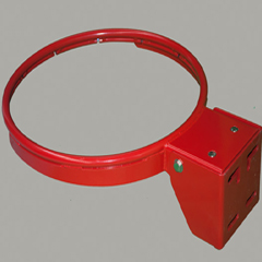 Flexible Basketball Ring Tennis Posts