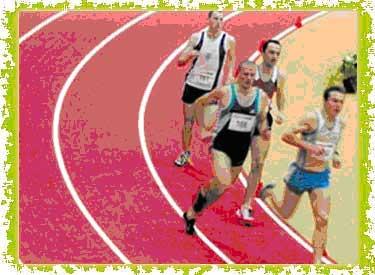 Athletic & Jogging Tracks