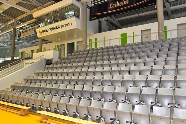HUK-Arena in Coburg, Germany