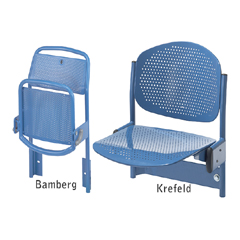 Bamberg & Krefeld Seats