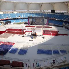 Dubai Sports City - Set up