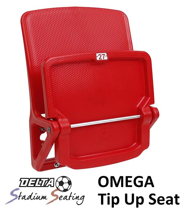 OMEGA Tip Up Seat
