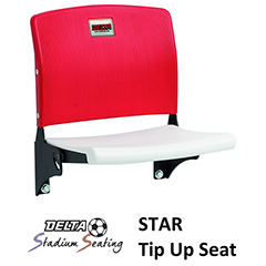 STAR Tip up Seat